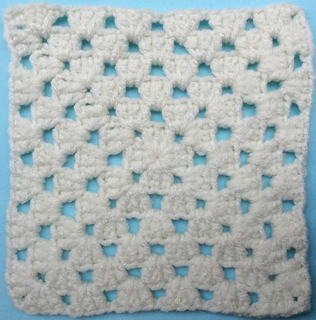 Ravelry: Traditional Granny Square pattern by Marie Segares