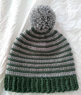 6e2ee5b229a Ravelry  Urban Hiker Slouchy Hat pattern by Marie Segares