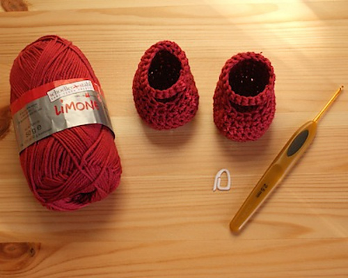 Ravelry Doll Crochet Shoes Pattern By Maria Ribbeck