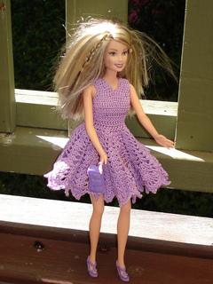 Ravelry  Morning Glory Fashion Doll Dress pattern by Anna Ness 0448db1e9