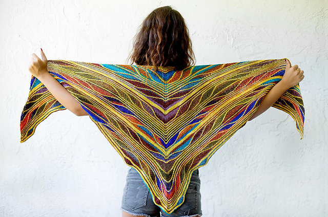 Ravelry Butterfly Papillon Pattern By Marin Melchior