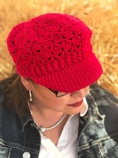 abe6925d122 Ravelry  Blossom Hat pattern by Marly Bird