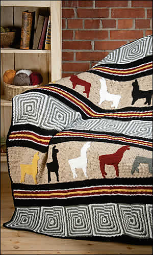 Ravelry Alpaca Love Afghan Pattern By Carol Lafollette Walker
