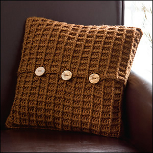 . Ravelry  Harvest Home Pillow pattern by Carrie Carpenter