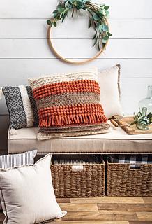Sampler Pillow by Jen Dwyer