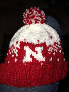 1c76f7484c6 Ravelry  Infant Husker Hat pattern by Mary Riedl