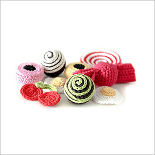 Ravelry Crochet Candy Pattern By Matt Farci