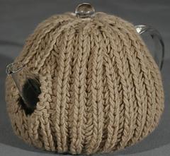 42c0aee3005 Ravelry  Prime Rib (Brioche) Tea Cosy pattern by Megan Mills