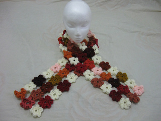 Puff_flower_scarf_orange_1_small2