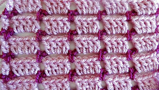 Ravelry Crochet Block Stitch Pattern By Meladoras Creations