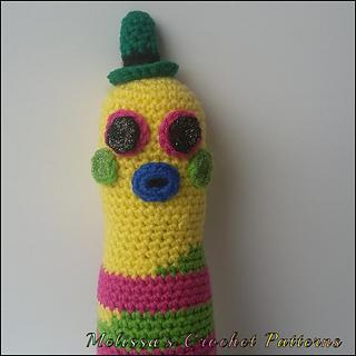 Ravelry Mr Dinkles From Trolls Pattern By Melissa S Crochet Patterns