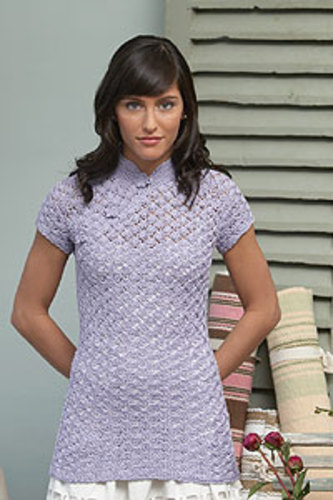 Ravelry: Customize a Crochet Tunic, Blouse and Pullover: 4 Free ...