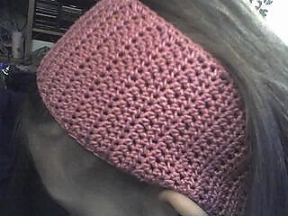 Ravelry  Simple Hair Wrap pattern by Anna Ness 94b3380e8