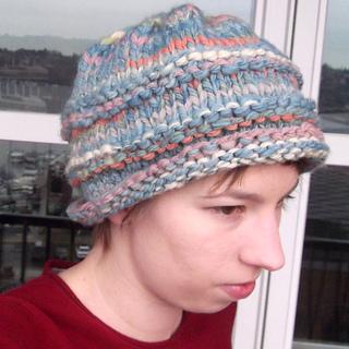 fcbc388fbfcd1 Ravelry  Rations Hat pattern by Jenn Wisbeck
