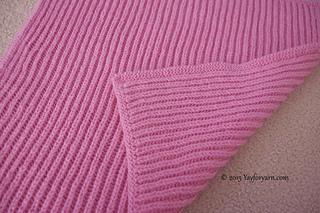Ravelry Easy Brioche Baby Blanket Pattern By Yay For Yarn