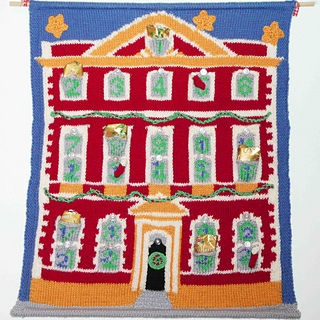 f8ac5636a4daf1 Ravelry  Fairfax House Advent Calendar pattern by Mrs Buttons