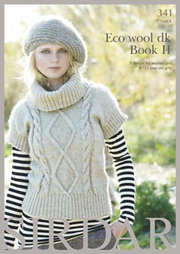 Ravelry Sirdar 341 Eco Wool Dk Book Ii Patterns