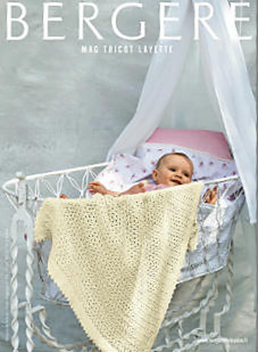Ravelry  Bergère de France n°156, Mon Tricot Layette - patterns 774fe8e61ec