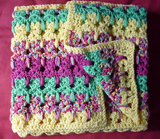 Free Crochet Pattern For Cat Afghan : Ravelry: Kitty-Cat Afghan - Baby Size pattern by Olivia ...