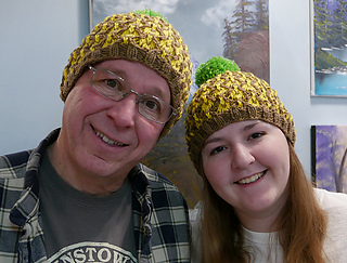Ravelry  Pineapple Hat pattern by Emily Dormier 1dc41bfa420