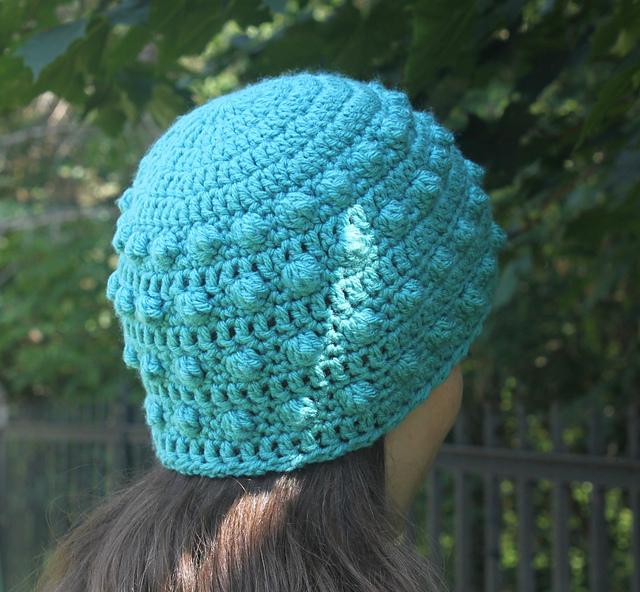 Ravelry Bobbles Hat Pattern By Wendy Rolfe