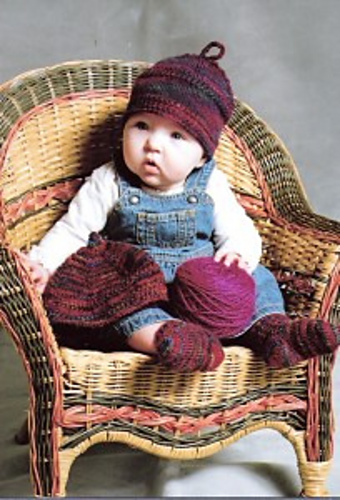 Baby Hat and Socks PDF