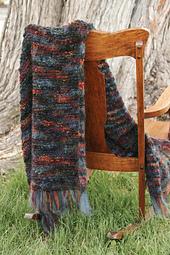 Rocky Mountain Lap Blanket or Sofa Throw PDF