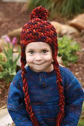 Crocheted Kid's Hat PDF