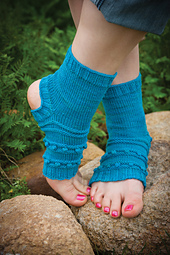 Stone Path Yoga Socks PDF