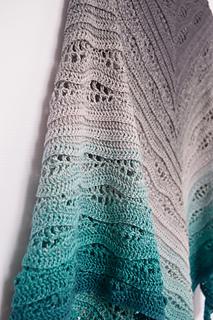 Kalinda Shawl Pattern By Sylwia Kawczynska Ravelry