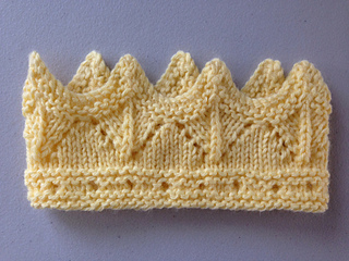 Ravelry  MyMyMaria s Elegant Knit Crown 978cef436af