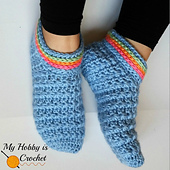 Starlight_women_slippers_free_crochet_pattern_myhobbyiscrochet_small_best_fit