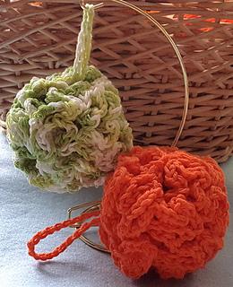 Ravelry Crochet Bath Pouf Puff Pattern By Karen Glasgow Follett