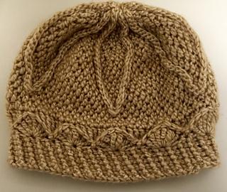 caba242b2d Ravelry  Shepherd s Crown Hat pattern by Suzy Strachan