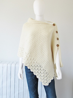 Ravelry Uptown Poncho Pattern By Crochetdreamz
