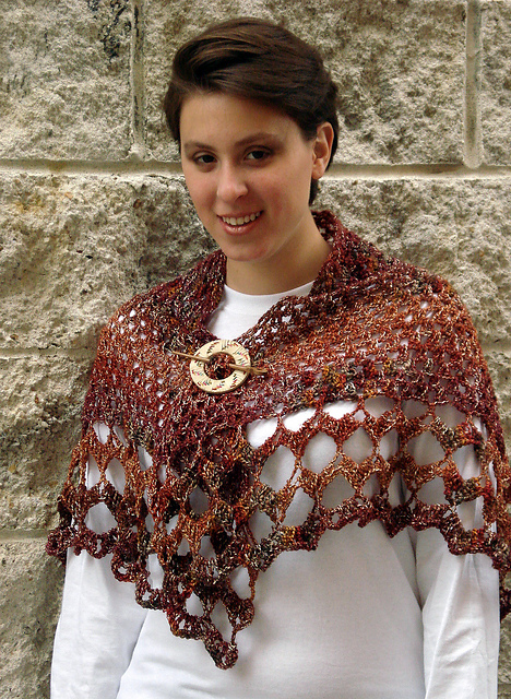 Ravelry Whitsunday Butterfly Crochet Shawl Pattern By Nancy Nagle