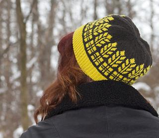 59ff4b985b2 Ravelry  Suburban Station Hat pattern by Natalie Servant