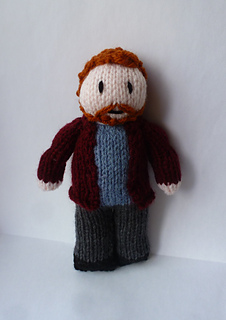 Quill Knitting Pattern : Ravelry: Peter Quill/Starlord (Guardians of the Galaxy) pattern by Nerd Knitting