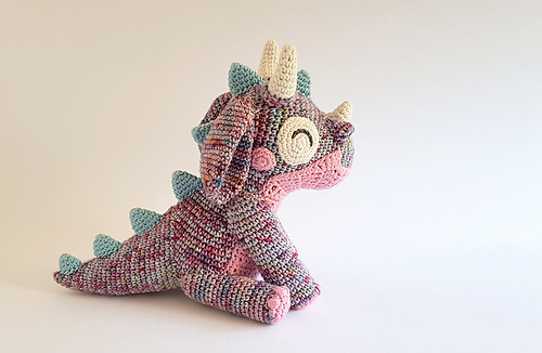 Ravelry Orbit The Dragon Pattern By Projectarian