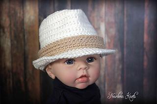 Ravelry  Baby Funky Fedora.  61 pattern by Amanda Chapman 84156dd047a