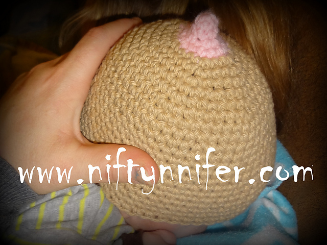 Ravelry Breast Fed Baby Boob Breast Hat Beanie One Size Pattern By
