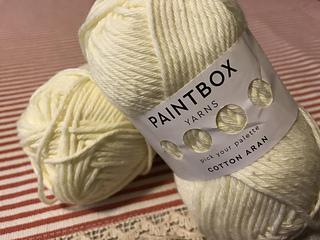 Ravelry: Paintbox Yarns Cotton Aran