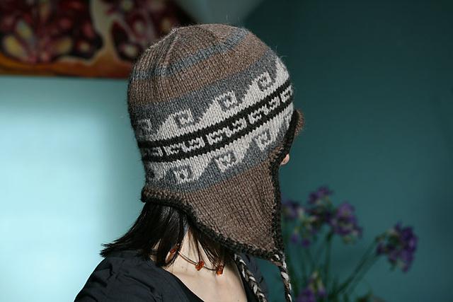 Ravelry Ear Flap Hat South American Chullo Pattern By Pat Hodd