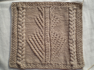 Ravelry September Aran Afghan Square Woolen Collectibes Pattern