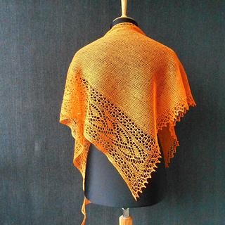 Vivien pattern by Olga Rostovskaya