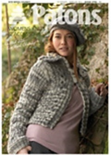 Ravelry Patons 3758 Womens Knits Accessories Knitted With Eco