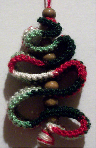 Crochet Christmas Ornaments.Crochet Christmas Ornaments Volume 1 Pattern By Stephanie Smith