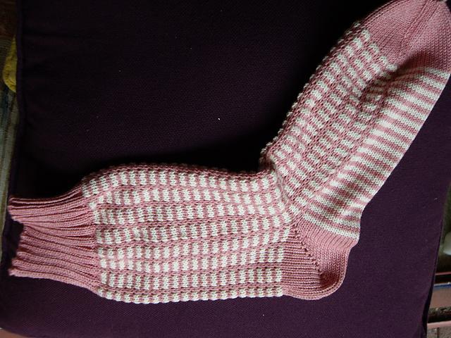 Ravelry Passap 75s Machine Knit Socks Pattern By Ozlorna