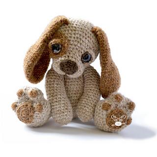 Ravelry Amigurumi Puppy Dog Moss Pattern By Kate E Hancock