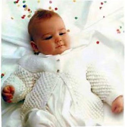 Ravelry Baby Jacket Pattern By Panda Yarns